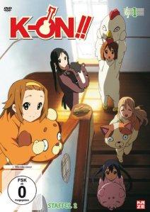 K-ON!!-Vorabcover