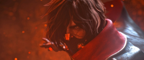 AnimagiC 2014 - Animotion-Filmfestival - Space Pirate Captain Harlock